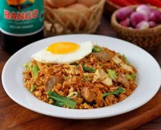 menu nasi goreng favorit