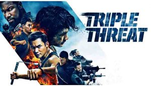 Triple Threat - Film Laga Thailand Terbaru